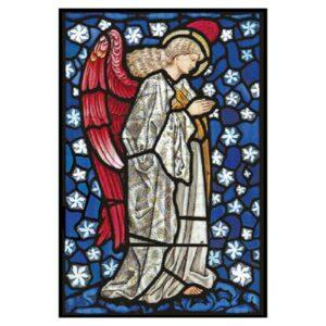 Engel, Fensterbilder, Meditation, Phoenix, Spiritualität Fensterbild Schutzengel, Sankt Peter&Paul Kirche - Meine Spiritualität